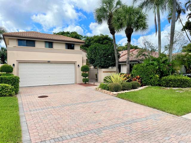 7646 Glendevon Lane, Delray Beach, FL 33446 (#RX-10752453) :: Posh Properties