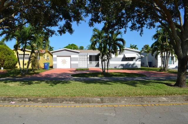 3613 Bahama Drive W, Miramar, FL 33023 (#RX-10752457) :: Posh Properties