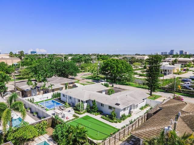 3769 NE 20 Avenue, Oakland Park, FL 33308 (MLS #RX-10752474) :: Castelli Real Estate Services
