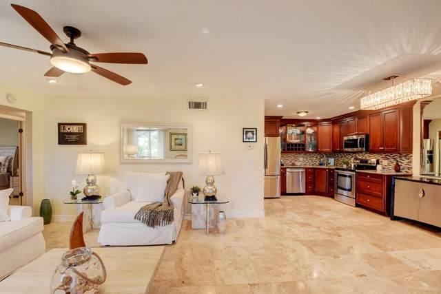 336 Pine Ridge Circle C2, Greenacres, FL 33463 (#RX-10752477) :: DO Homes Group