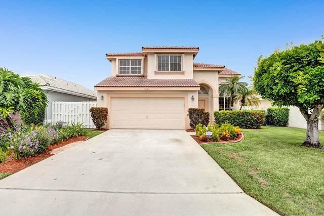 7053 Davit Circle, Lake Worth, FL 33467 (MLS #RX-10752485) :: Castelli Real Estate Services
