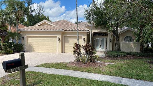 1746 Flagler Manor Circle, Royal Palm Beach, FL 33411 (#RX-10752493) :: IvaniaHomes | Keller Williams Reserve Palm Beach