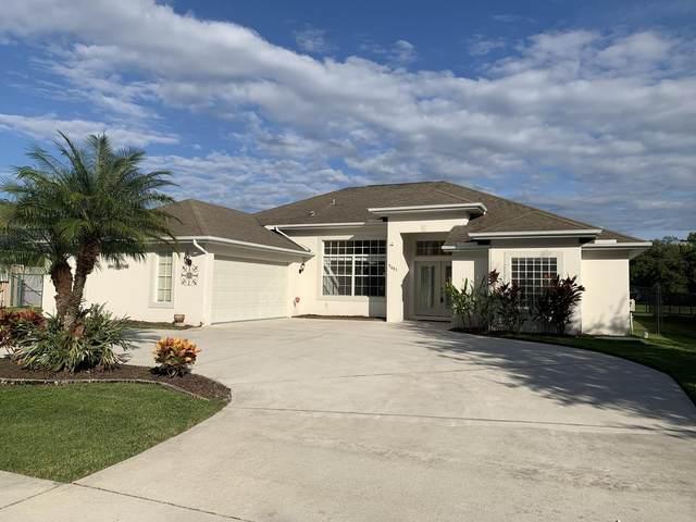 5481 NW Cambo Court, Port Saint Lucie, FL 34986 (#RX-10752512) :: Heather Towe   Keller Williams Jupiter