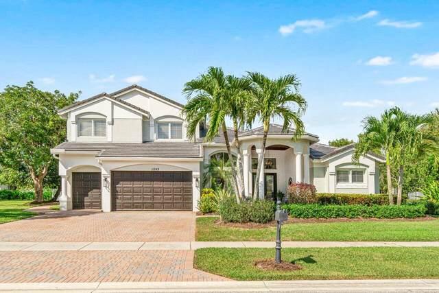 11349 Mainsail Court, Wellington, FL 33449 (#RX-10752560) :: DO Homes Group