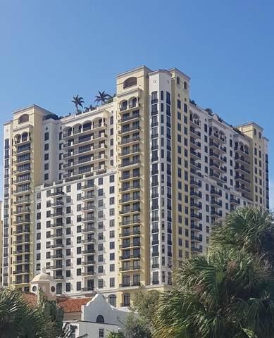 701 S Olive Avenue #1512, West Palm Beach, FL 33401 (#RX-10752579) :: Heather Towe | Keller Williams Jupiter