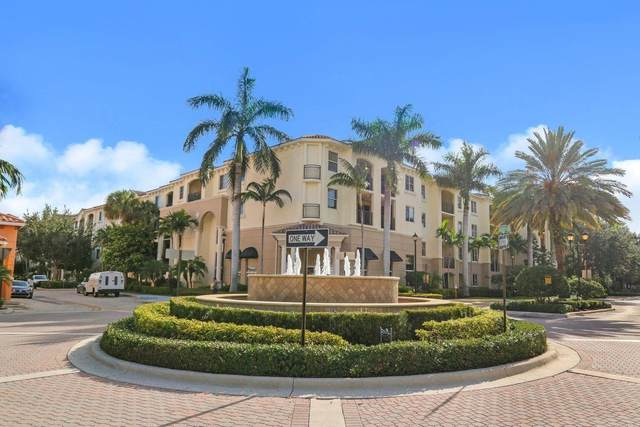 1105 Renaissance Way #105, Boynton Beach, FL 33426 (#RX-10752583) :: Ryan Jennings Group