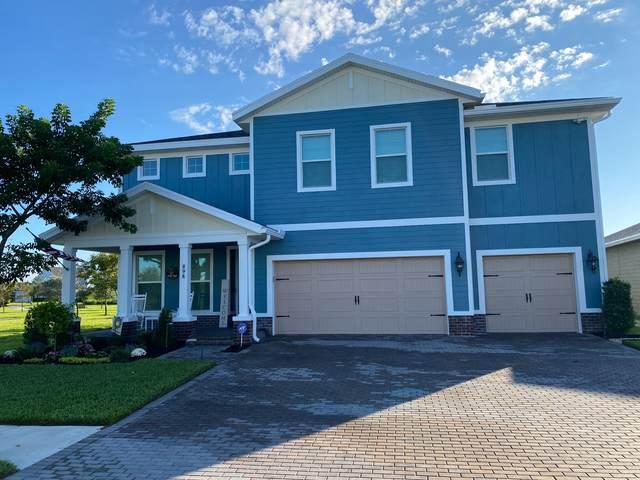 898 Sweetgrass Street, Loxahatchee, FL 33470 (MLS #RX-10752586) :: The Teri Arbogast Team at Keller Williams Partners SW