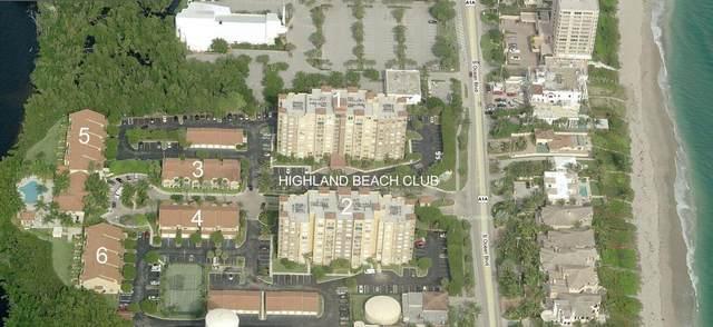 3606 S Ocean Boulevard #706, Highland Beach, FL 33487 (MLS #RX-10752588) :: Castelli Real Estate Services