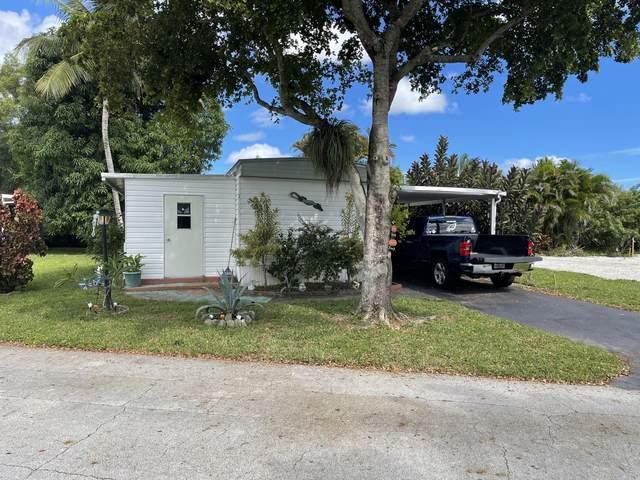 12375 S Military Trail #66, Boynton Beach, FL 33436 (#RX-10752597) :: Ryan Jennings Group