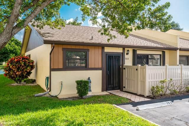 753 Banks Road #753, Margate, FL 33063 (MLS #RX-10752605) :: Castelli Real Estate Services
