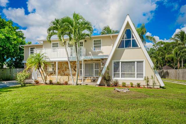 775 Chase Road, West Palm Beach, FL 33415 (MLS #RX-10752609) :: The Jack Coden Group