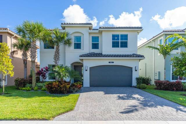 9618 Brook Isles Avenue, Delray Beach, FL 33446 (MLS #RX-10752613) :: Dalton Wade Real Estate Group