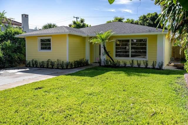 312 Monroe Drive, West Palm Beach, FL 33405 (MLS #RX-10752617) :: Berkshire Hathaway HomeServices EWM Realty