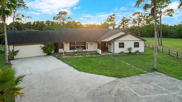 3921 Dellwood Boulevard, Loxahatchee, FL 33470 (#RX-10752628) :: IvaniaHomes | Keller Williams Reserve Palm Beach