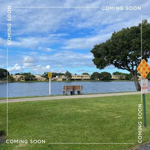 5322 Tennis Lane, Delray Beach, FL 33484 (MLS #RX-10752632) :: Castelli Real Estate Services