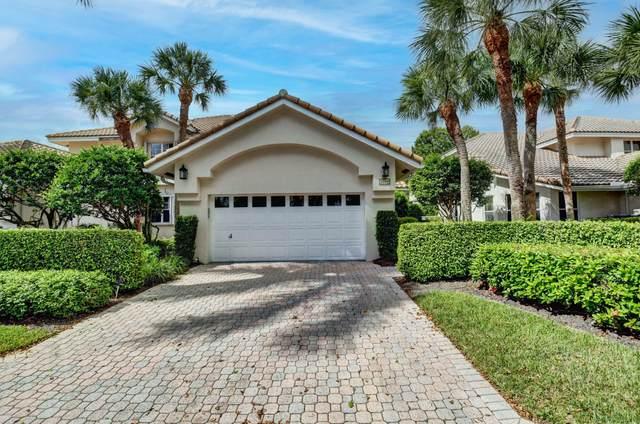 2269 NW 62nd Drive, Boca Raton, FL 33496 (#RX-10752633) :: Baron Real Estate