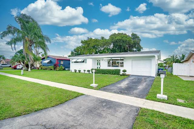 8640 NW 27th Place, Sunrise, FL 33322 (MLS #RX-10752634) :: Castelli Real Estate Services