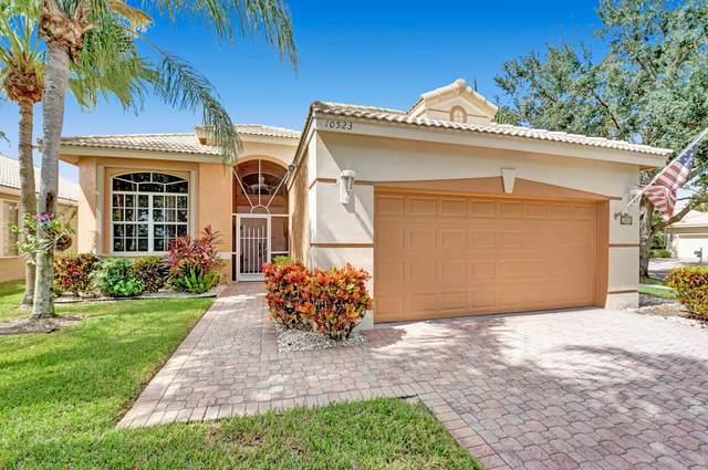 10523 Copper Lake Drive, Boynton Beach, FL 33437 (#RX-10752655) :: Ryan Jennings Group