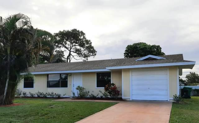 444 SW Meadow Terrace, Port Saint Lucie, FL 34984 (MLS #RX-10752665) :: Castelli Real Estate Services