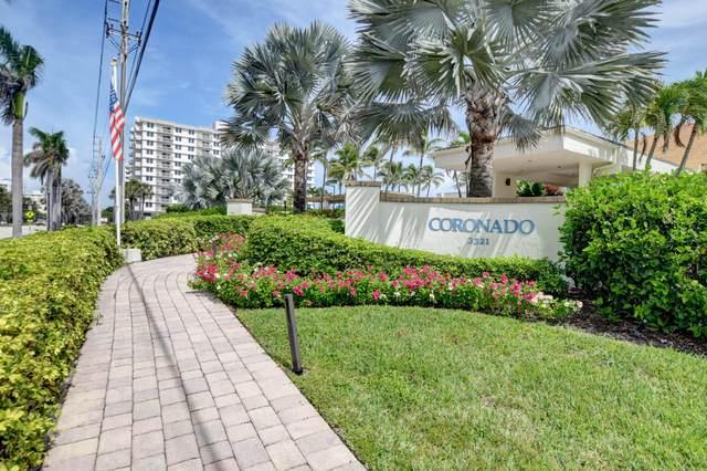 3420 S Ocean Boulevard 3Y, Highland Beach, FL 33487 (#RX-10752677) :: Posh Properties