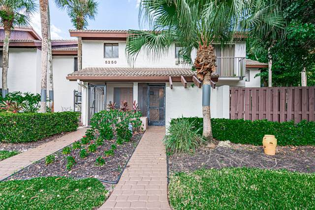 5254 Fountains Drive S, Lake Worth, FL 33467 (MLS #RX-10752678) :: The Teri Arbogast Team at Keller Williams Partners SW