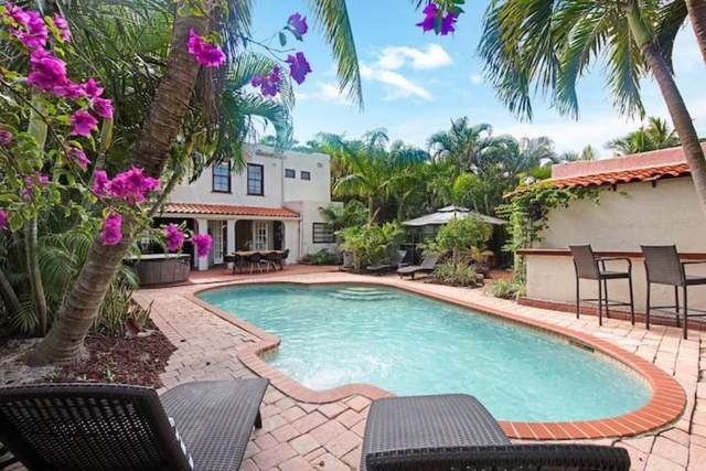 525 35th Street, West Palm Beach, FL 33407 (MLS #RX-10752679) :: The Jack Coden Group