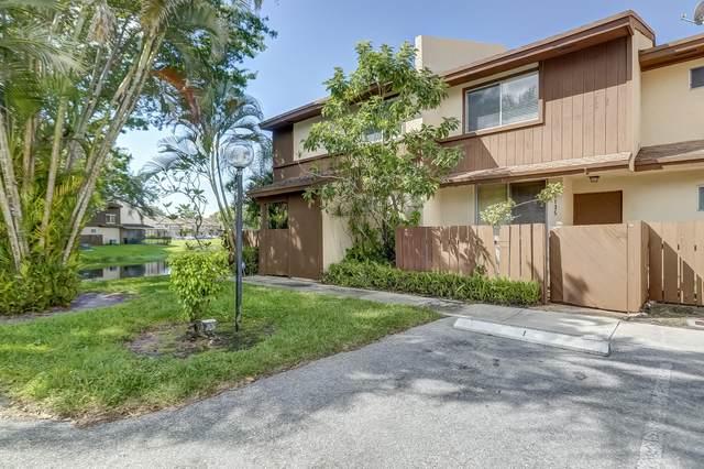 1135 Hampton Boulevard #1135, North Lauderdale, FL 33068 (MLS #RX-10752694) :: Castelli Real Estate Services