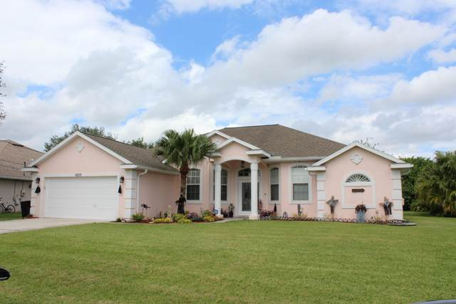 6003 NW Wolverine Road, Port Saint Lucie, FL 34986 (#RX-10752706) :: Baron Real Estate