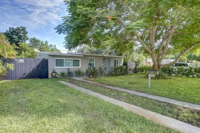 716 NE 4th Avenue, Pompano Beach, FL 33060 (MLS #RX-10752707) :: Castelli Real Estate Services