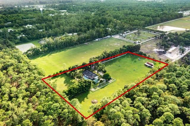 1068 D Road, Loxahatchee Groves, FL 33470 (MLS #RX-10752741) :: Castelli Real Estate Services
