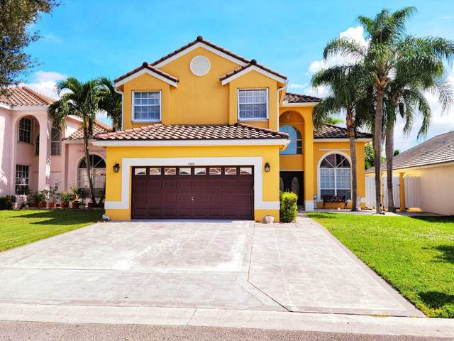 7722 Thornlee Drive, Lake Worth, FL 33467 (MLS #RX-10752747) :: Castelli Real Estate Services