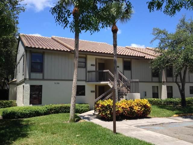 3139 Millwood Terrace #2320, Boca Raton, FL 33431 (#RX-10752758) :: Ryan Jennings Group