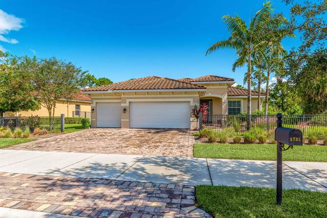 1705 SW Swallowtail Way, Palm City, FL 34990 (MLS #RX-10752770) :: THE BANNON GROUP at RE/MAX CONSULTANTS REALTY I