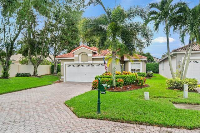 9652 Cherry Blossom Court, Boynton Beach, FL 33437 (MLS #RX-10752772) :: THE BANNON GROUP at RE/MAX CONSULTANTS REALTY I