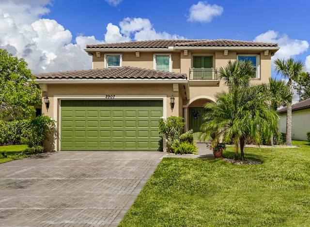 2907 Bellarosa Circle, Royal Palm Beach, FL 33411 (MLS #RX-10752774) :: THE BANNON GROUP at RE/MAX CONSULTANTS REALTY I