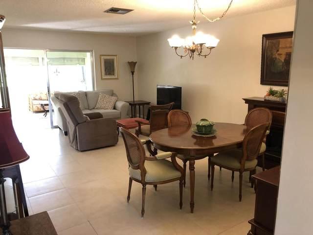 2886 Fernely Drive E #44, West Palm Beach, FL 33415 (MLS #RX-10752781) :: Castelli Real Estate Services