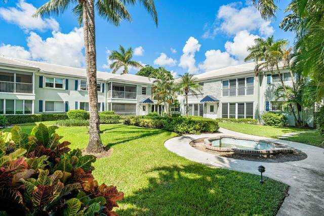 1015 Ingraham Avenue #7, Delray Beach, FL 33483 (MLS #RX-10752783) :: THE BANNON GROUP at RE/MAX CONSULTANTS REALTY I