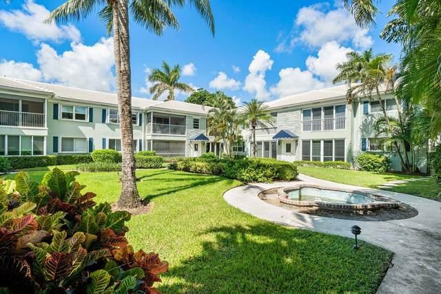 1015 Ingraham Avenue #7, Delray Beach, FL 33483 (MLS #RX-10752783) :: Castelli Real Estate Services