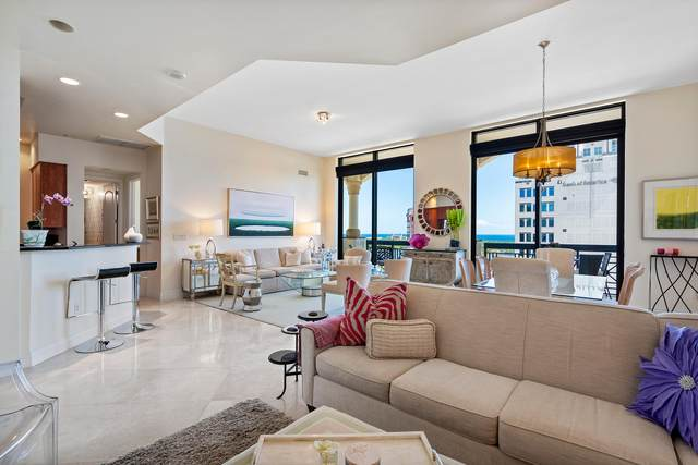 801 S Olive Avenue #1606, West Palm Beach, FL 33401 (MLS #RX-10752796) :: The Teri Arbogast Team at Keller Williams Partners SW