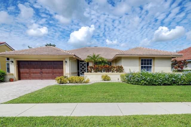 19561 Sedgefield Terrace, Boca Raton, FL 33498 (MLS #RX-10752803) :: The Teri Arbogast Team at Keller Williams Partners SW