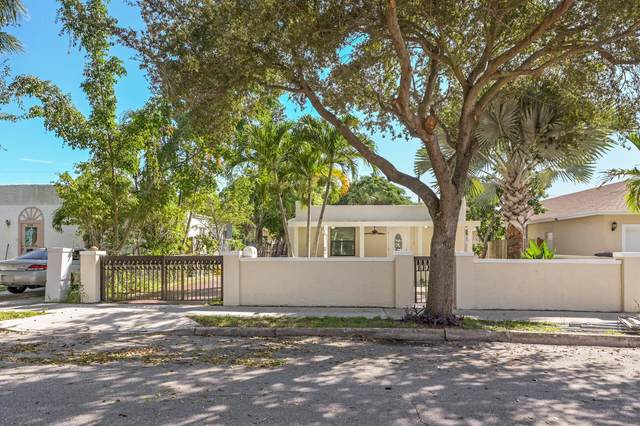 640 34th Street, West Palm Beach, FL 33407 (#RX-10752817) :: Heather Towe | Keller Williams Jupiter