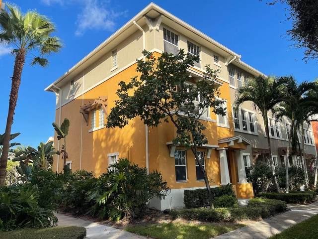 960 Millbrae Court #1, West Palm Beach, FL 33401 (#RX-10752825) :: Heather Towe | Keller Williams Jupiter