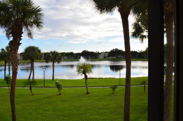 5130 Las Verdes Circle #210, Delray Beach, FL 33484 (MLS #RX-10752849) :: Berkshire Hathaway HomeServices EWM Realty