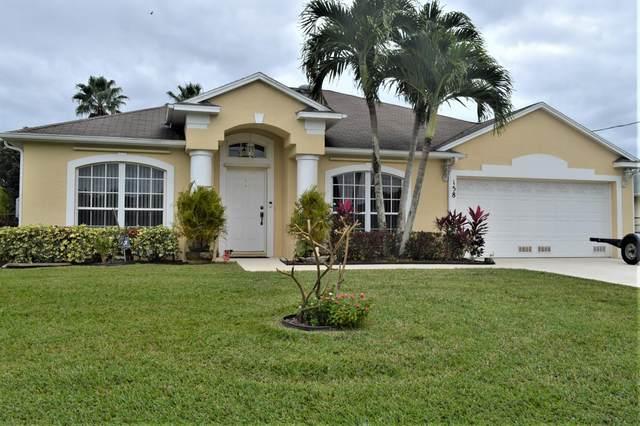 158 NE Twylite Terrace, Port Saint Lucie, FL 34953 (MLS #RX-10752850) :: Castelli Real Estate Services