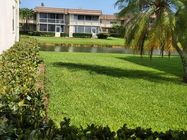 306 Saxony G, Delray Beach, FL 33446 (#RX-10752858) :: IvaniaHomes   Keller Williams Reserve Palm Beach