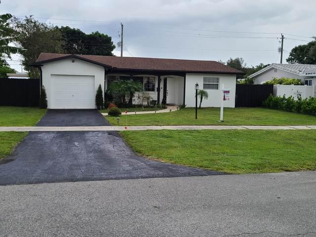 3343 Coolidge Street Street, Hollywood, FL 33021 (MLS #RX-10752866) :: Castelli Real Estate Services