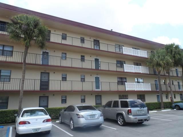 9233 SW 8th Street #208, Boca Raton, FL 33428 (#RX-10752873) :: DO Homes Group