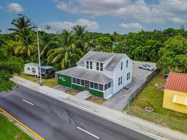 220 SW 16th Street, Dania Beach, FL 33004 (#RX-10752888) :: DO Homes Group