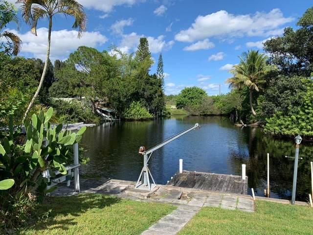 7629 SE Fork River Drive, Stuart, FL 34997 (#RX-10752925) :: DO Homes Group