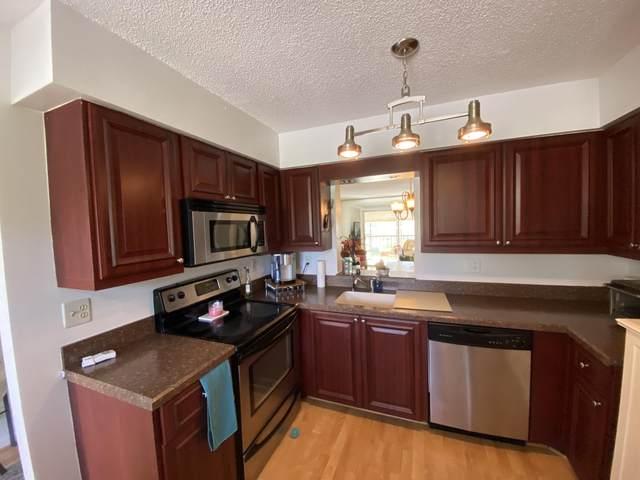 7286 Huntington Lane #205, Delray Beach, FL 33446 (#RX-10752930) :: Heather Towe | Keller Williams Jupiter